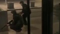 Теракт с расстрелом на Лубянке: видео спецоперации