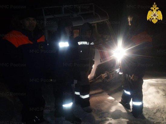 В Приволжске брат с сестрой погибли, провалившись под лед