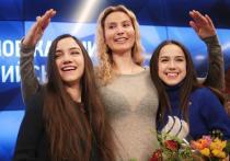 Загитова и Медведева не унывают: готовятся к шоу и строят бизнес
