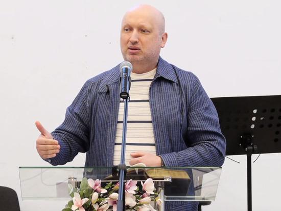 """Турчинов рассказал об """"истинных"""" размерах России: не больше Подмосковья"""