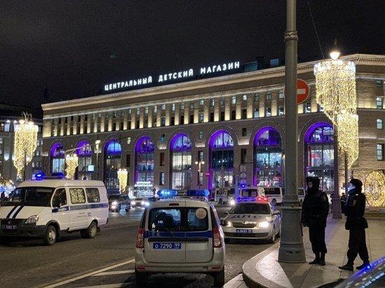 Полковник ФСБ объяснил почти часовую операцию против стрелка на Лубянке