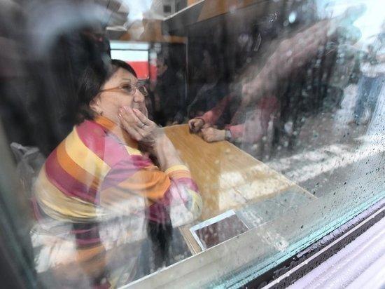 Шведскую журналистку удивили пассажиры в российских поездах