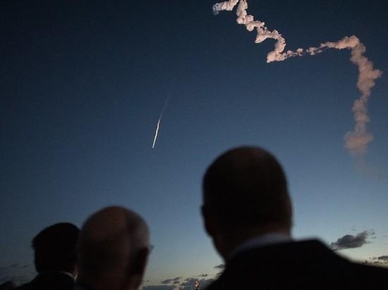 Новейший американский космический корабль случайно перепутал орбиты