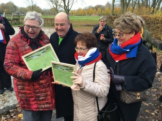Делегация из Мурманска побывала в голландском Гронингене