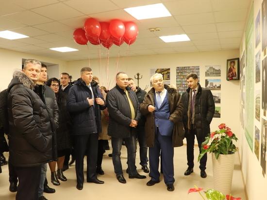 В Калуге открыли музей истории строительства