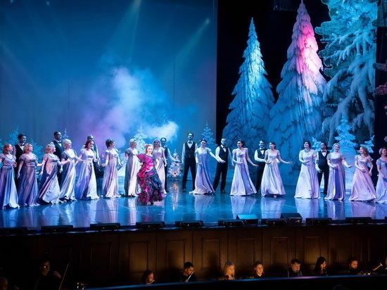 В Йошкар-Оле состоялся Новогодний прием Главы региона