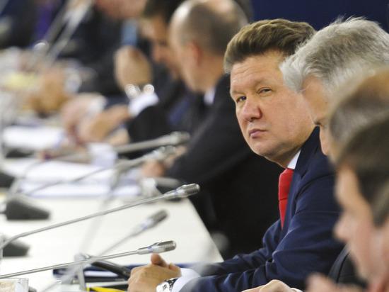 """Миллер раскрыл детали соглашения """"Газпрома"""" и """"Нафтогаза"""""""
