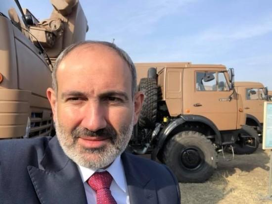 """Российские ЗРК """"Тор"""" поступили на вооружение армии Армении"""