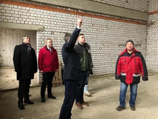Опыт Иванова в строительстве планируют применить в Гусь-Хрустальном