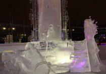 Команда из Якутска стала победителем фестиваля ледовой скульптуры «Хрустальный Томск»