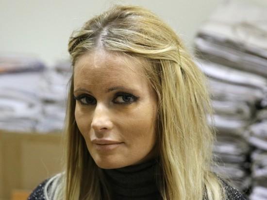 Дана Борисова ответила дочери тестом мочи на наркотики