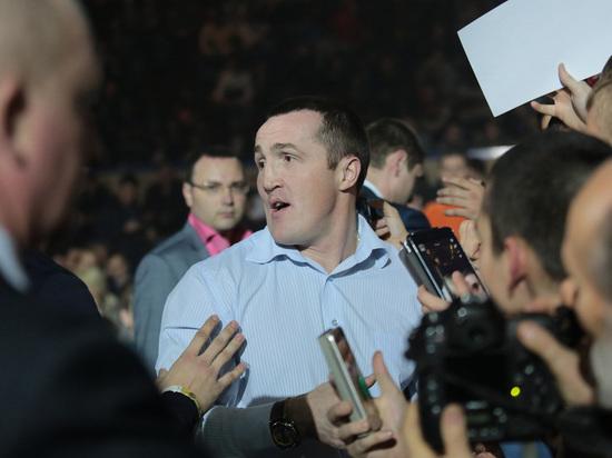 Боксер Лебедев проиграл после возвращения на ринг