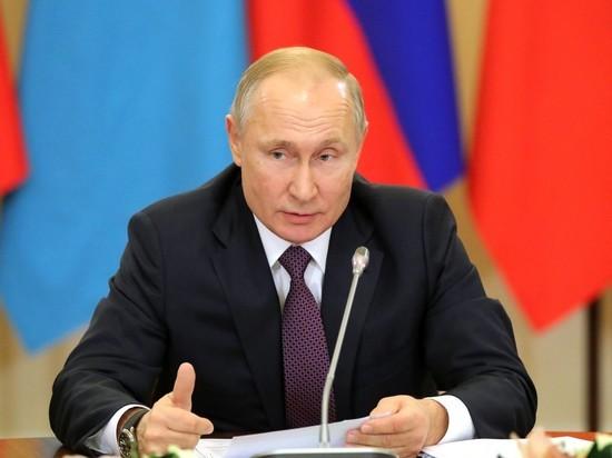 В словах Путина про два срока увидели