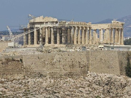 Археологи узнали настоящее название древнегреческого Парфенона