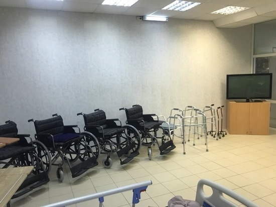 В Шиловском районе открылась служба выдачи средств реабилитации