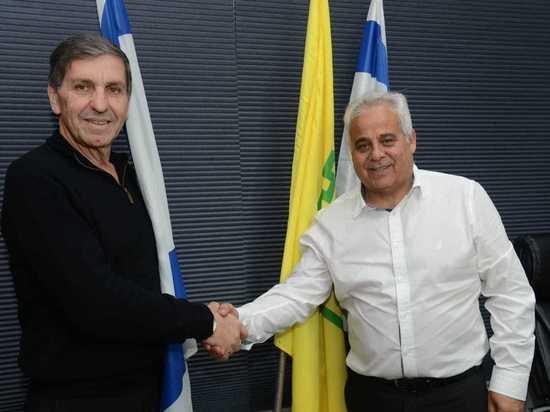 Председатель ЕНФ-ККЛ: «Мы приведем миллион жителей в Негев и полмиллиона – в Галилею»