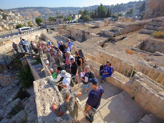 «Город Давида» приглашает в путешествие «По следам древних паломников»