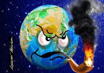 Земля оказалась в критическом состоянии из-за дымящих городов