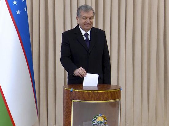 Начались во Владивостоке — закончились в Америке: как прошли выборы в Узбекистане