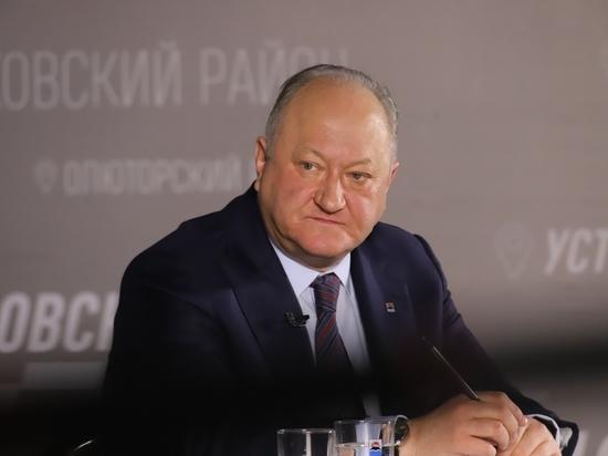 Владимир Илюхин ответил на сорок вопросов камчатцев