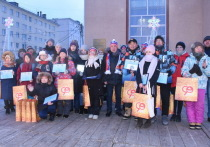 Мастера из Якутии собрали награды конкурса ледяных скульптур в Магадане