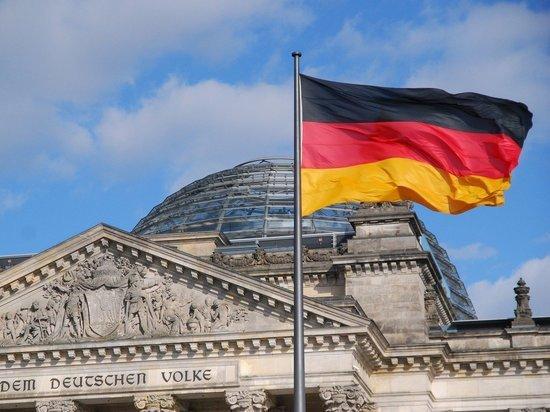 СМИ узнали о реакции Германии на санкции против «Северного потока-2»