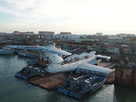 Дагестанский боевой самолет отдадут в музей