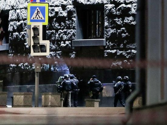 СМИ: стрелок с Лубянки заподозрен в связи с украинскими радикалами