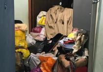 Скелет неизвестного человека хранила у себя в квартире пожилая жительница севера Москвы
