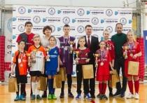 В Челябинске завершился восьмой турнир по мини-футболу