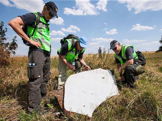 Нидерланды попросили Россию о помощи в деле MH17