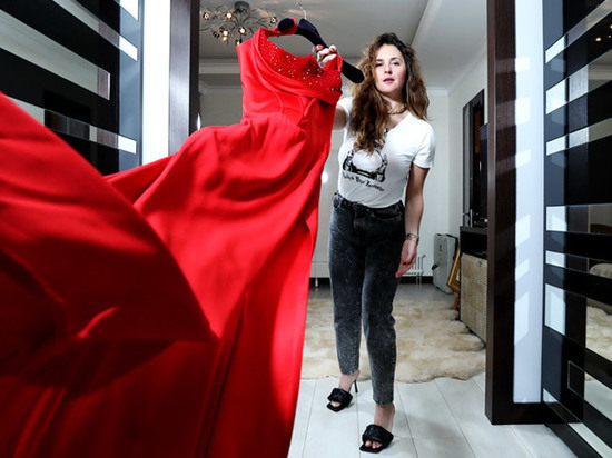 Актриса Мария Шумакова раскрыла секреты своего гардероба