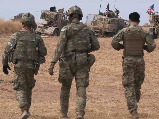 Сирия заявила о нанесении США удара по нефтяным объектам