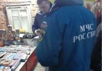 Продажу опасной пиротехники пресекли в Ессентуках