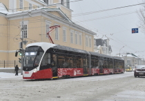 В Перми начали курсировать самые современные трамваи в России