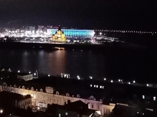 Каток у стадиона «Нижний Новгород» за два дня посетили 10 тыс человек