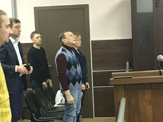 Экс-ректора Аграрного университета Виктора Ефимова посадили за растрату