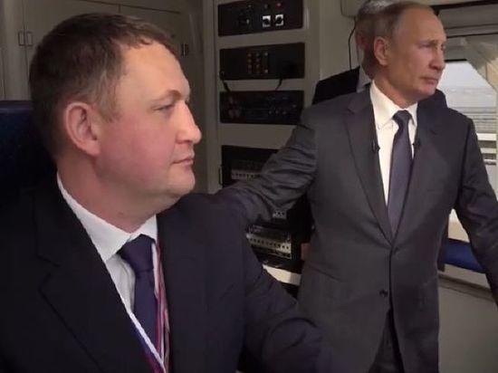Путин поставил задачу перенести железную дорогу подальше от побережья Сочи