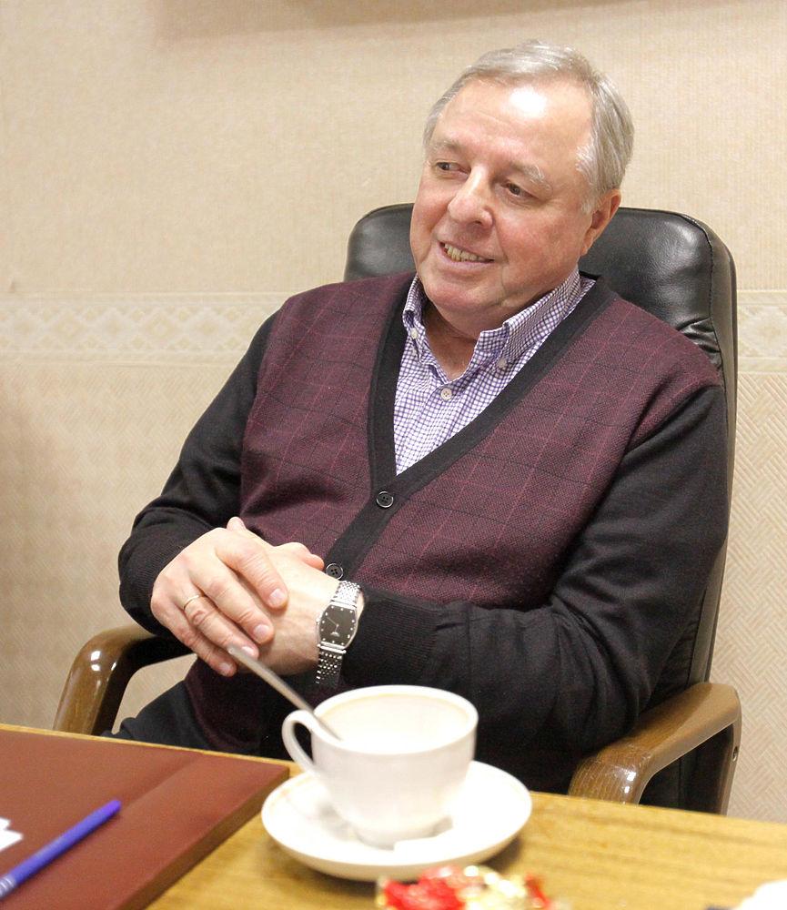 """В редакции """"МК"""" прошла онлайн-конференция тренера Александра Тарханова"""