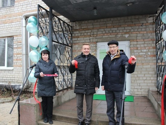 В Спасском районе открылась служба выдачи средств реабилитации