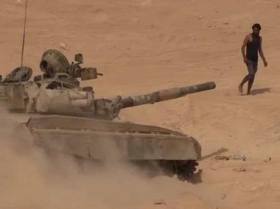 Сирийская армия заняла стратегически важный город Джарджаназ