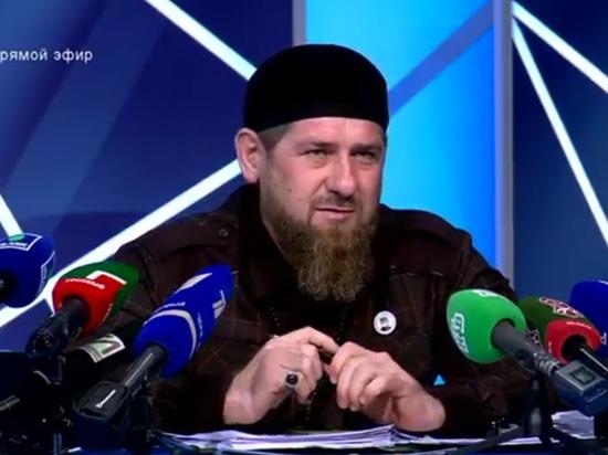 Глава Чечни Кадыров выступил против закона о домашнем насилии