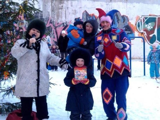 ТОСы в Иванове уже начали отмечать Новый год