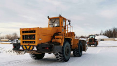 Дорожники Салехарда рассказали про алгоритм работ по уборке снега