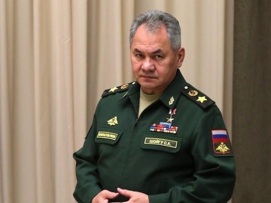 Шойгу: НАТО хочет разместить возле России запрещенные ДРСМД ракеты