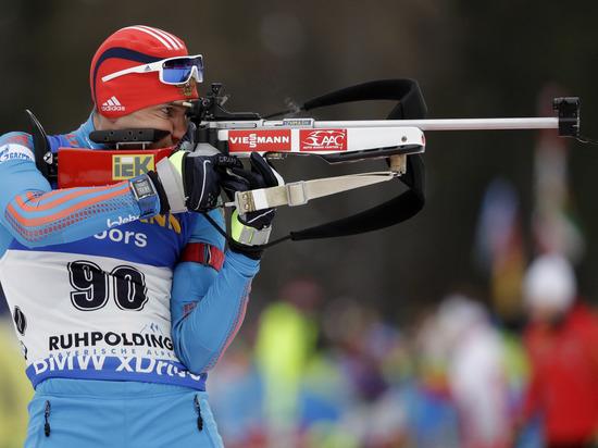 СБР рассказал о допуске биатлониста Логинова на ЧМ и ОИ