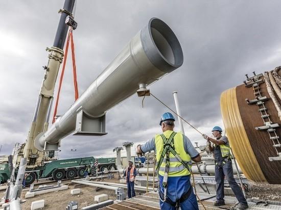 Поставки газа в обход Украины можно будет осуществлять через «СП-1»