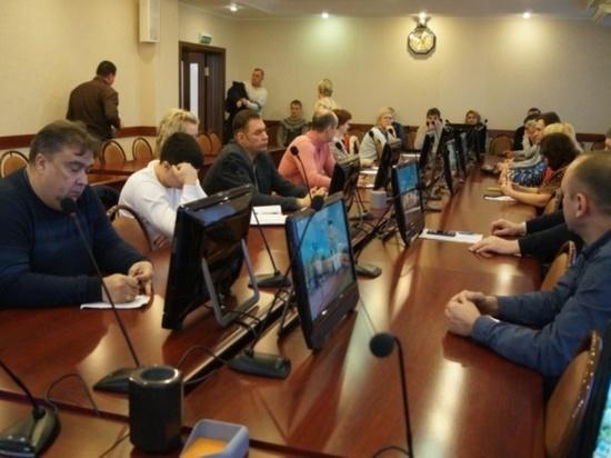 В ивановской мэрии представителям управляющих компаний напомнили о том, как необходимо работать в новогодние каникулы
