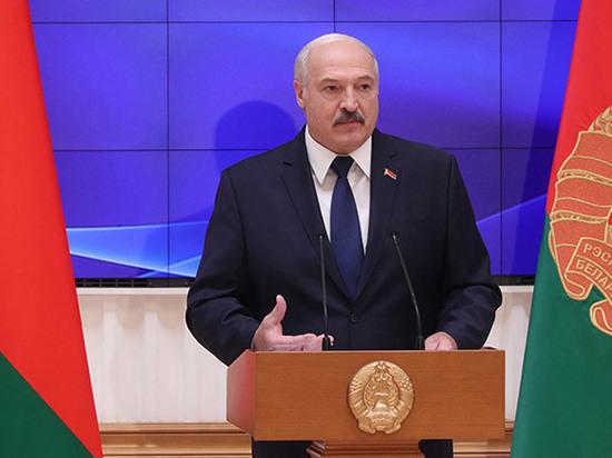 Лукашенко потребовал от России газовых льгот за Чернобыль