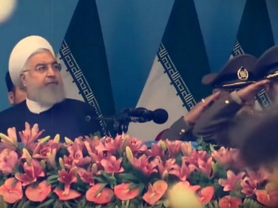 Власти Ирана готовы помочь Сирии вывести войска США из страны